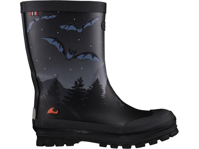 Viking Footwear Jolly Bat & Eagle Botas Niños, negro